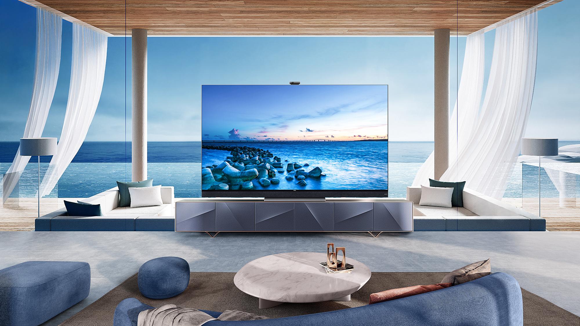 8K Mini LED TV: TCL X925