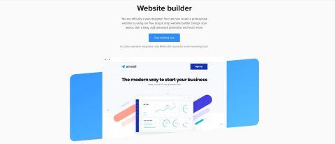 Mailerlite Website Builder Review