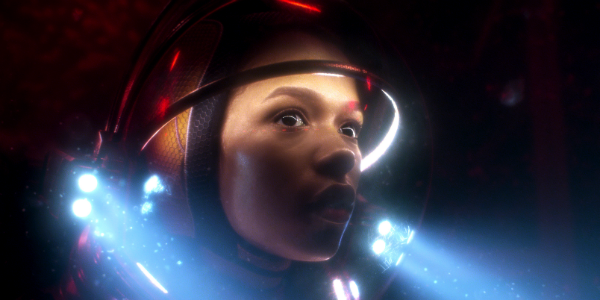 Lost in Space Judy Robinson Taylor Russell Netflix