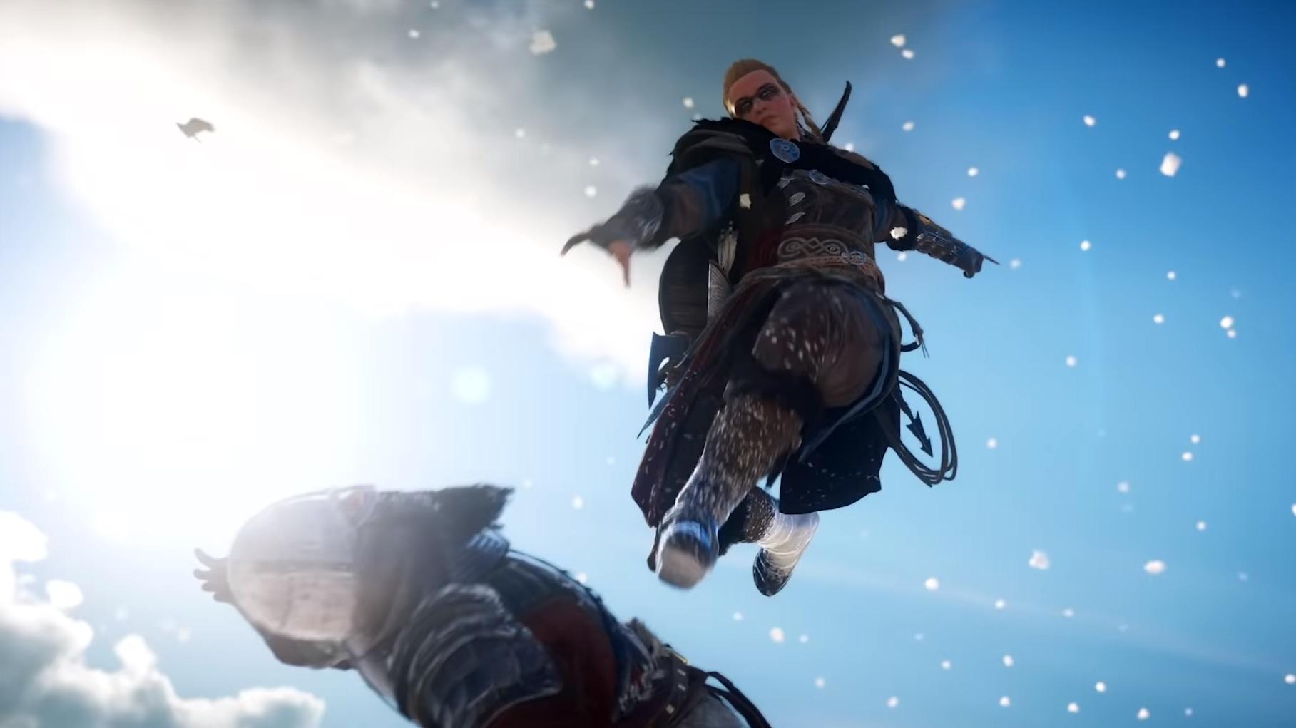 Assassin S Creed Valhalla Has Mortal Kombat Style X Ray Attacks