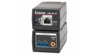 Extron Introduces Compact Two-Channel Dante Interface