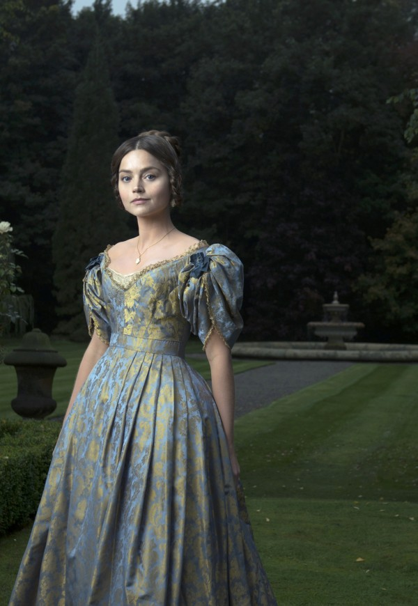 Jenna Coleman in Victoria