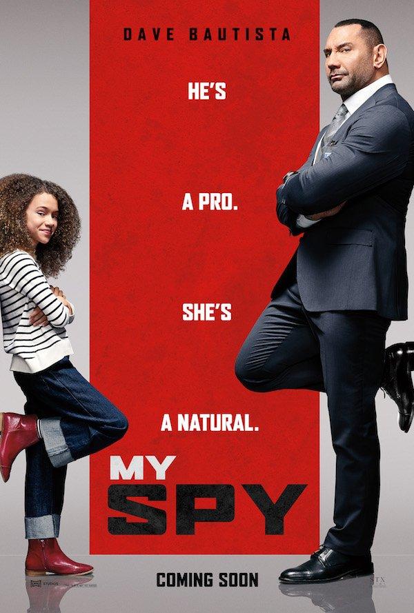 My Spy poster