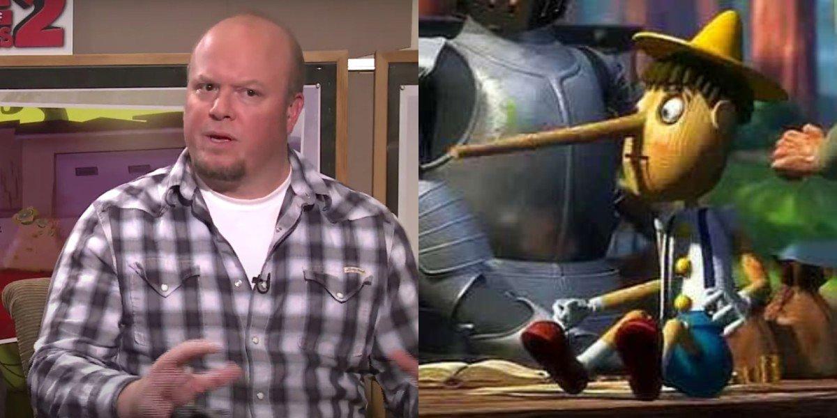 Cody Cameron / Pinocchio from Shrek