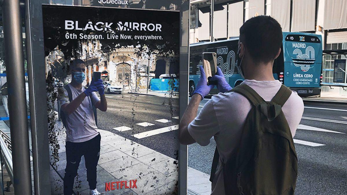 New Black Mirror Series 6 Netflix poster is terrifying yet genius