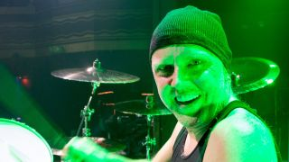 A picture of Lars Ulrich
