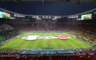 Euro 2020 quarter-finals stadiums