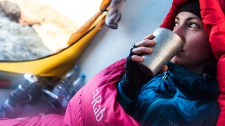 How to look after a down jacket or sleeping bag