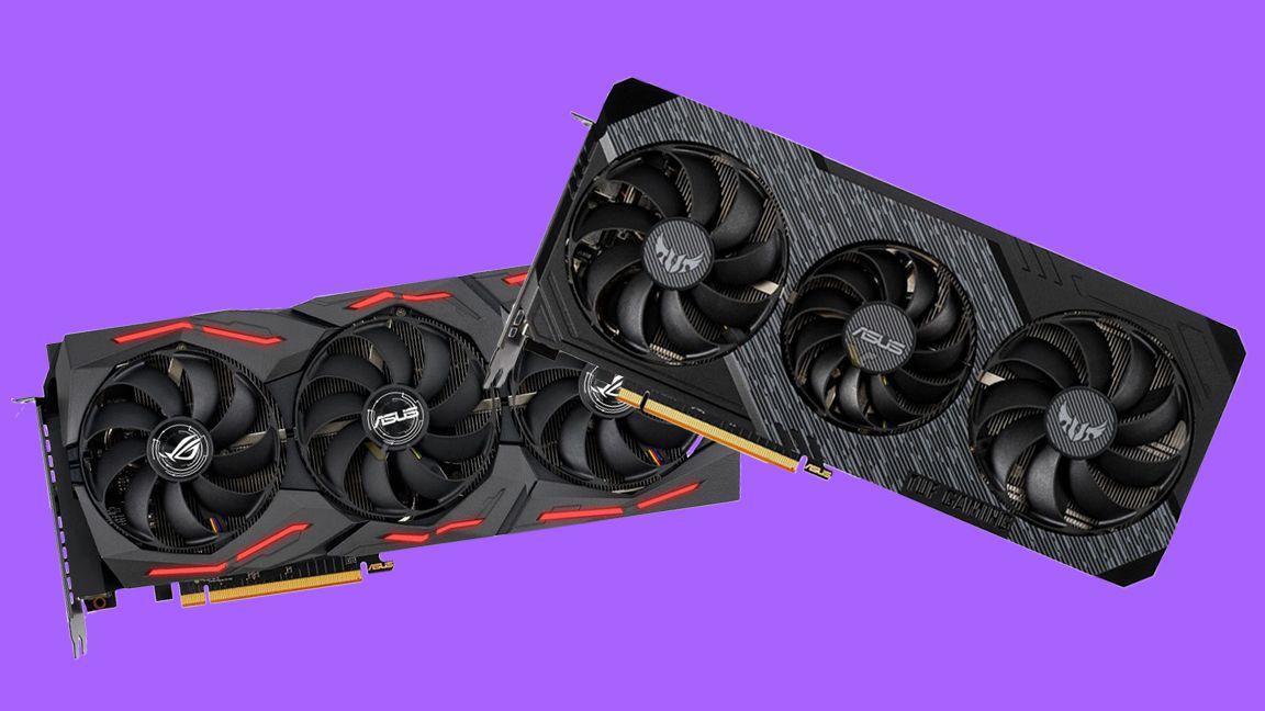 Asus reveals 5600 XT TUF X3 Gaming & ROG Strix graphics cards