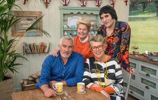 THE GREAT BRITISH BAKE OFF SERIES 2 (SERIES 9)