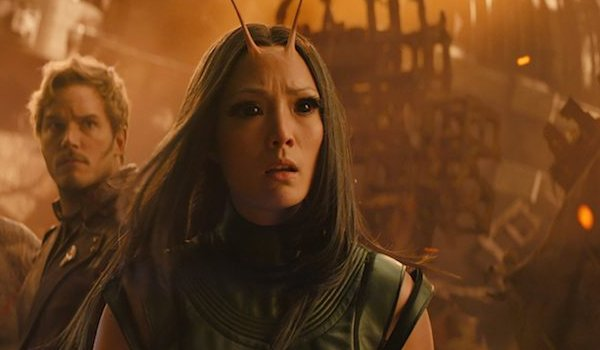 Mantis in Avengers Infinity war