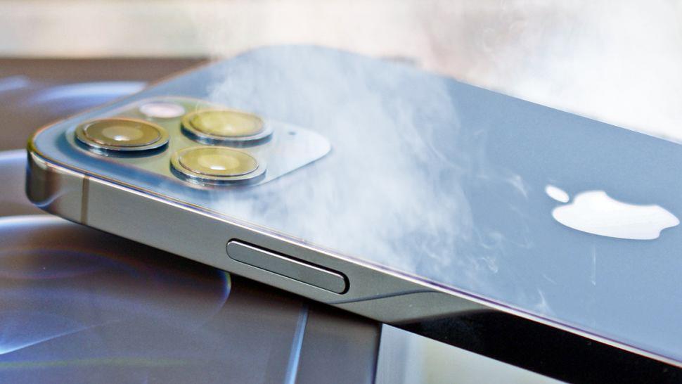 iphone 12 pro steam