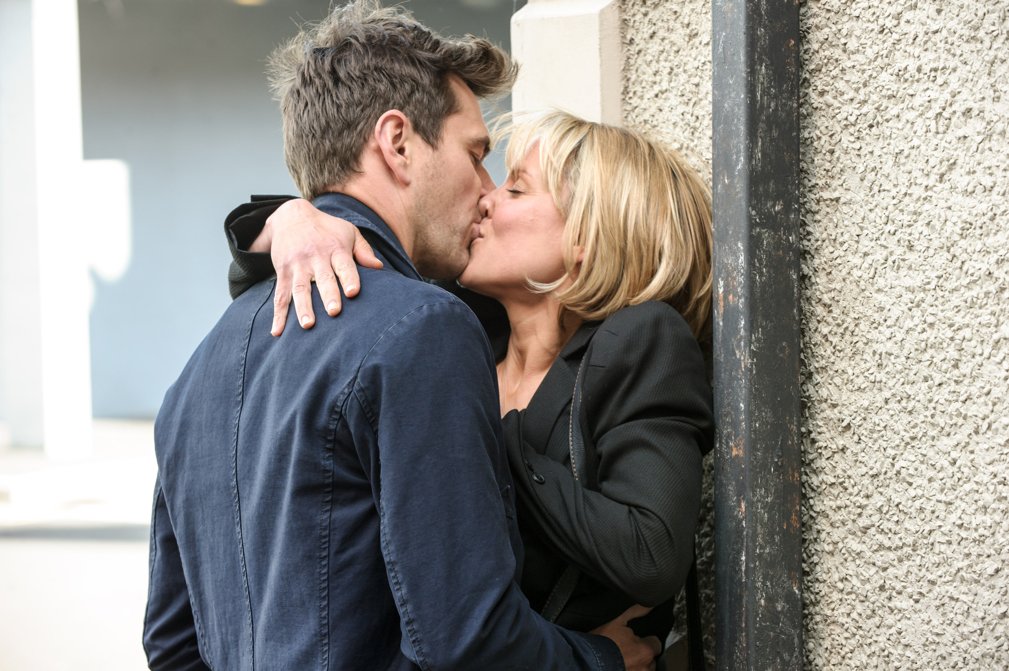 Casualty Reveal Rita And Iain Hook Up News Casualty