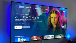 A Teacher on Hulu