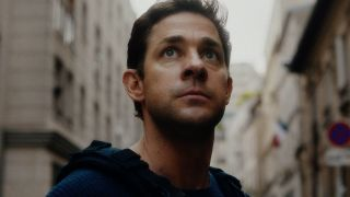 A photo of John Krasinski in Jack Ryan