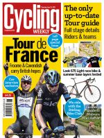 Cycling Weekly magazine June 25 2015 issue