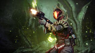 Destiny 2 Beyond Light review in progress
