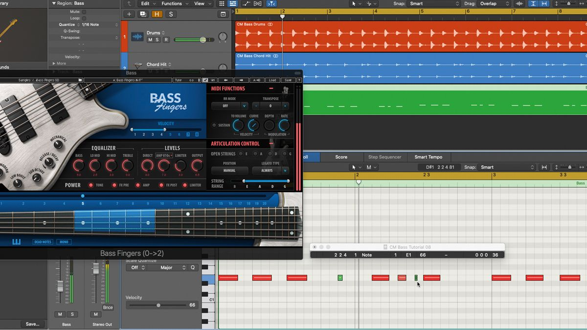 Songwriting basics: How to program the perfect bassline in your DAW