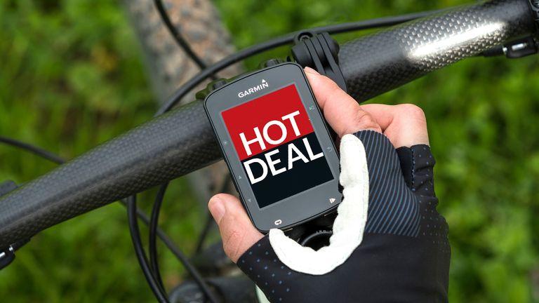 Garmin Edge 520 Plus GPS Bike Computer Bundle deal