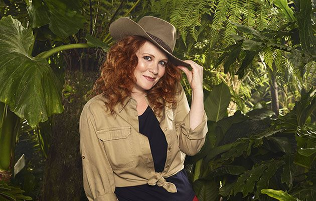 Jennie McAlpine I'm A Celebrity... Get Me Out of Here!