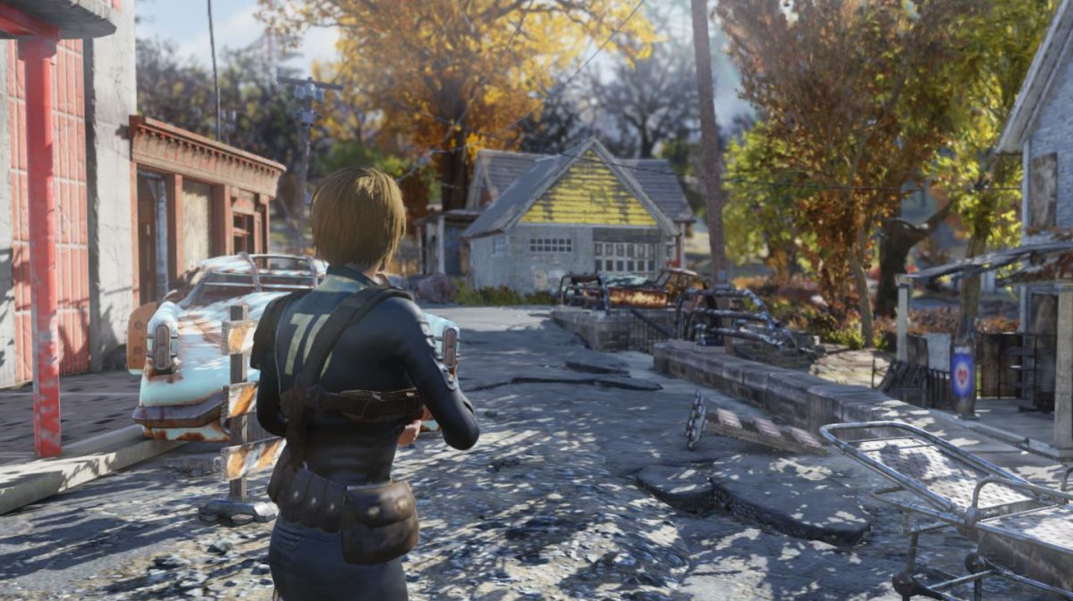 Fallout 76 players are already modding the beta