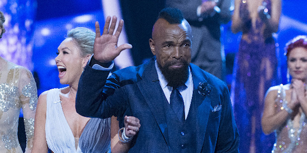 Mr. T Dancing With The Stars Elimination Good Morning America