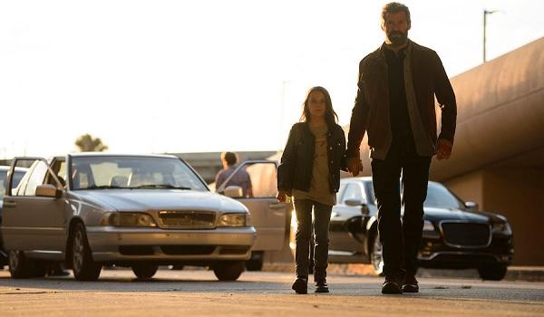 Logan Laura and Logan Leaving The Car