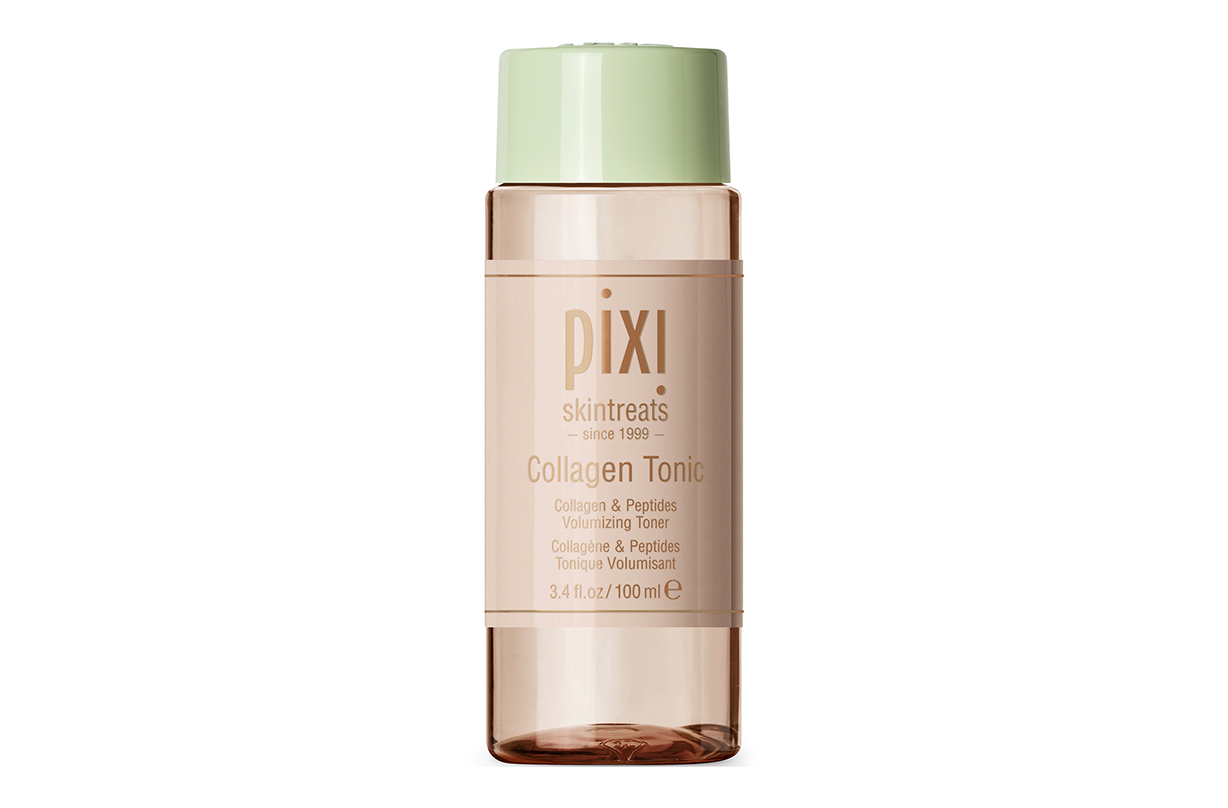 pixi launches new collagen tonic plump skin smooth fine lines