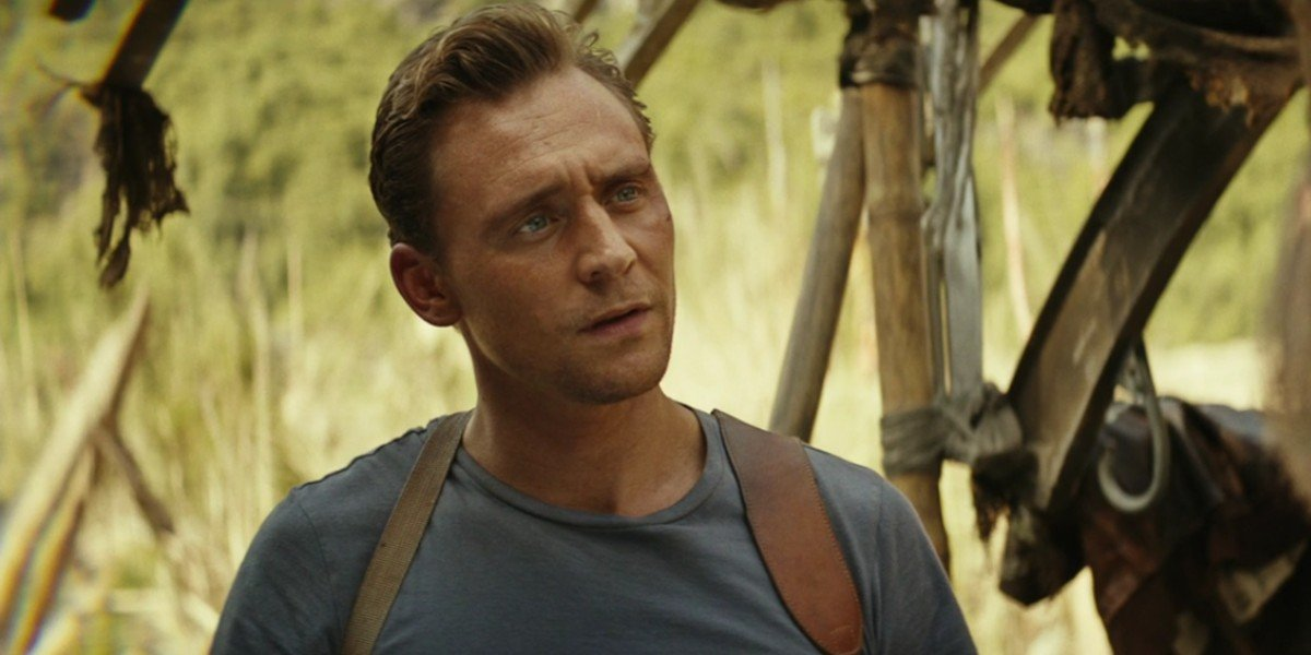 Tom Hiddleston in Kong Skull Island