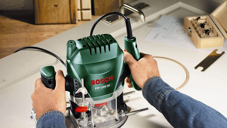 Bosch POF 1200 AE Wood Router Review