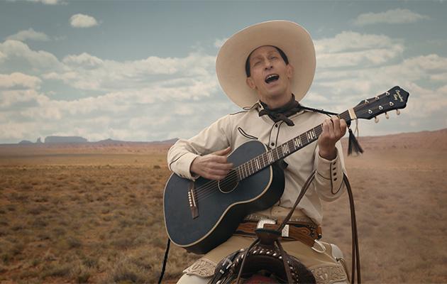 Ballad of Buster Scruggs Tim Blake Nelson