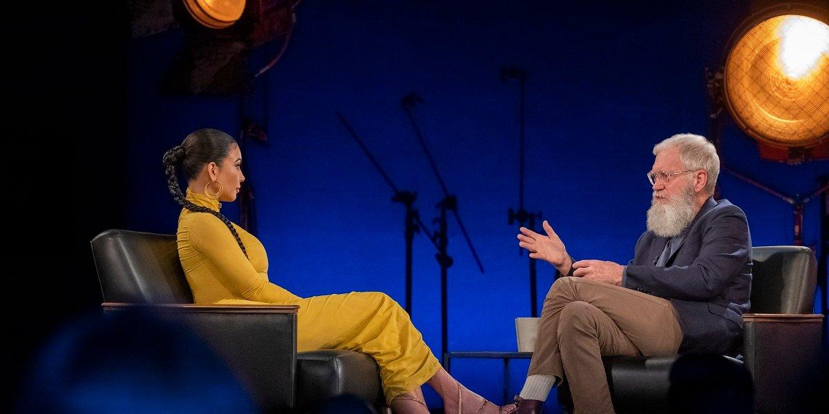 David Letterman Admits To Having 'Misjudged' Kim Kardashian, Shares What Changed His Mind