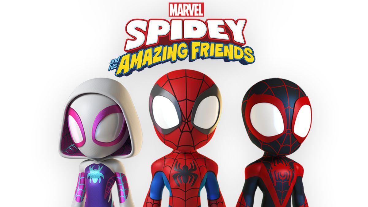 Marvel announces new Spider-Man animated series for Disney Junior
