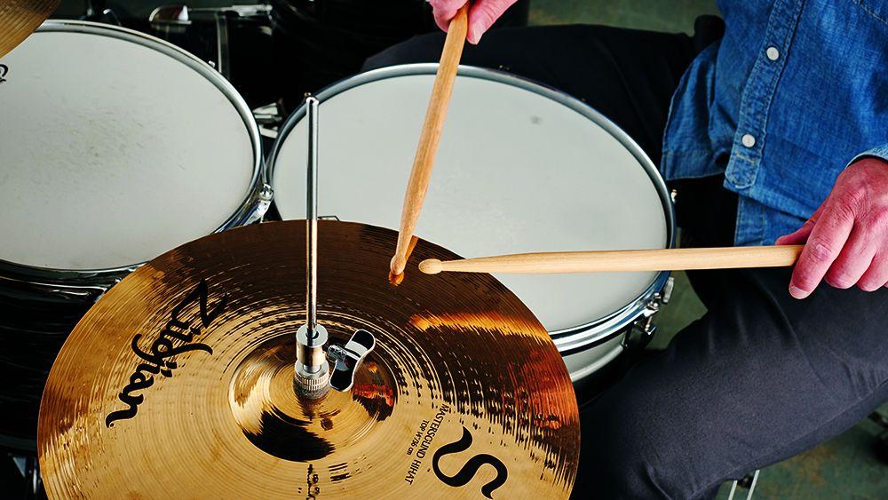 Next level grooves part 1: hi-hat variations