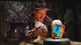 Indiana Jones with Golden Idol