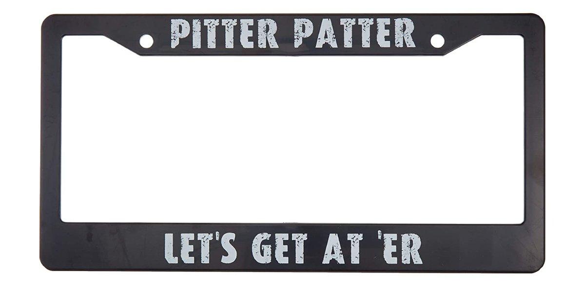Letterkenny License Plate Frame