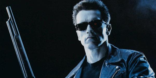 Terminator 2 Judgement Day Poster Arnold Schwarzenegger