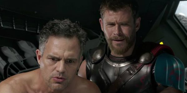 Mark Ruffalo Chris Hemsworth Thor Ragnarok