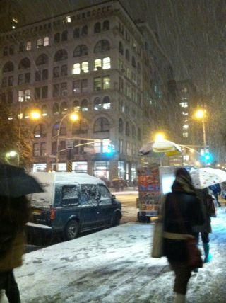 snowfall, nor'easter, northeast