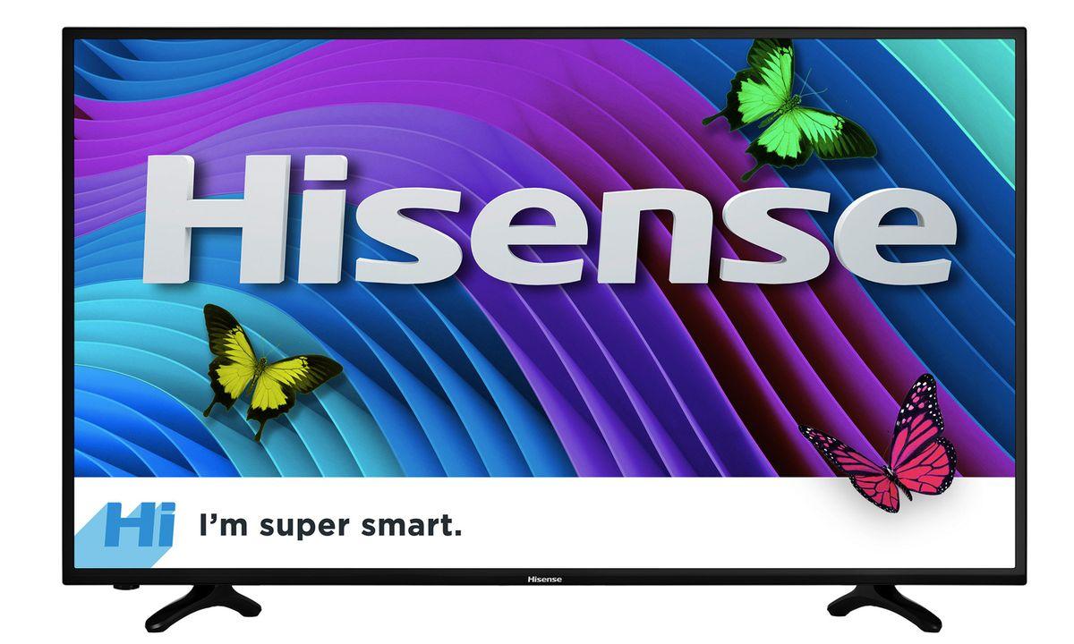 Hisense 43H6D Review: Budget-Friendly 4K HDR | Tom's Guide