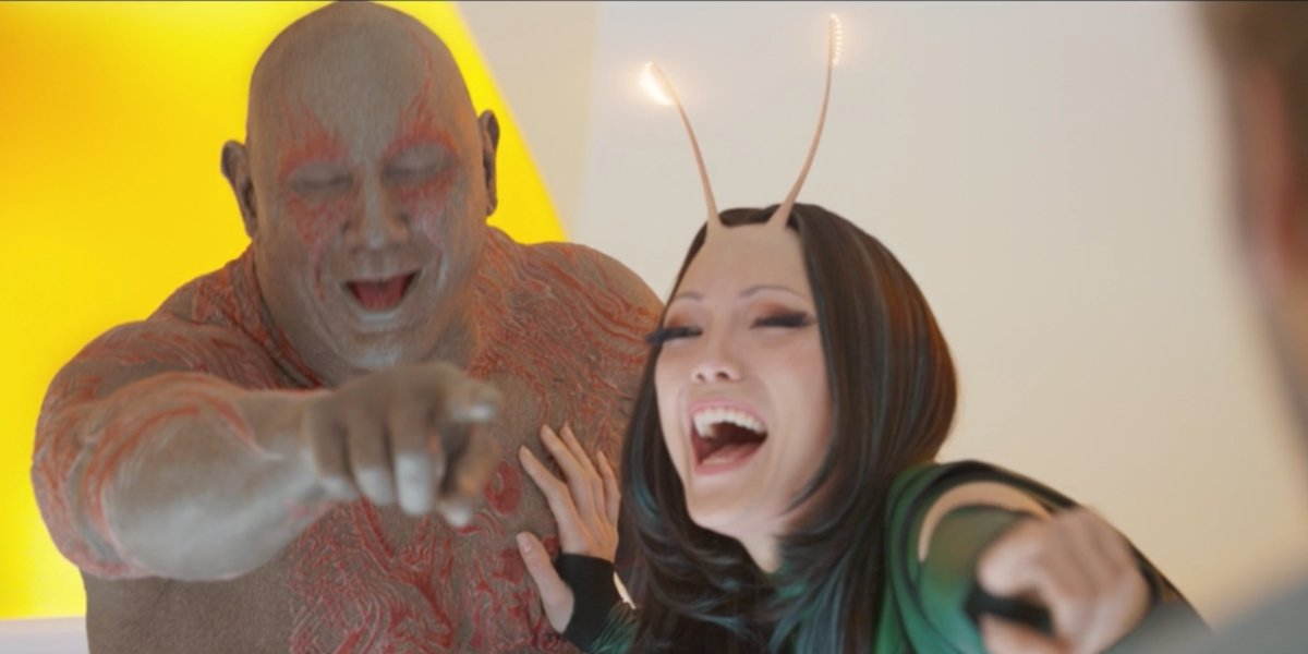 The Funniest Guardians Of The Galaxy Characters, Ranked
