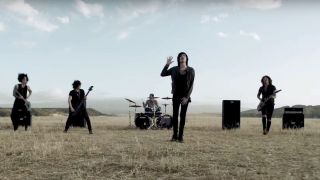 Asking Alexandria video still