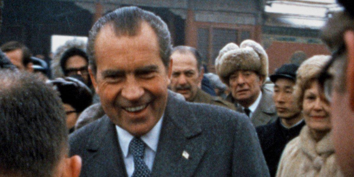 Richard Nixon in Our Nixon