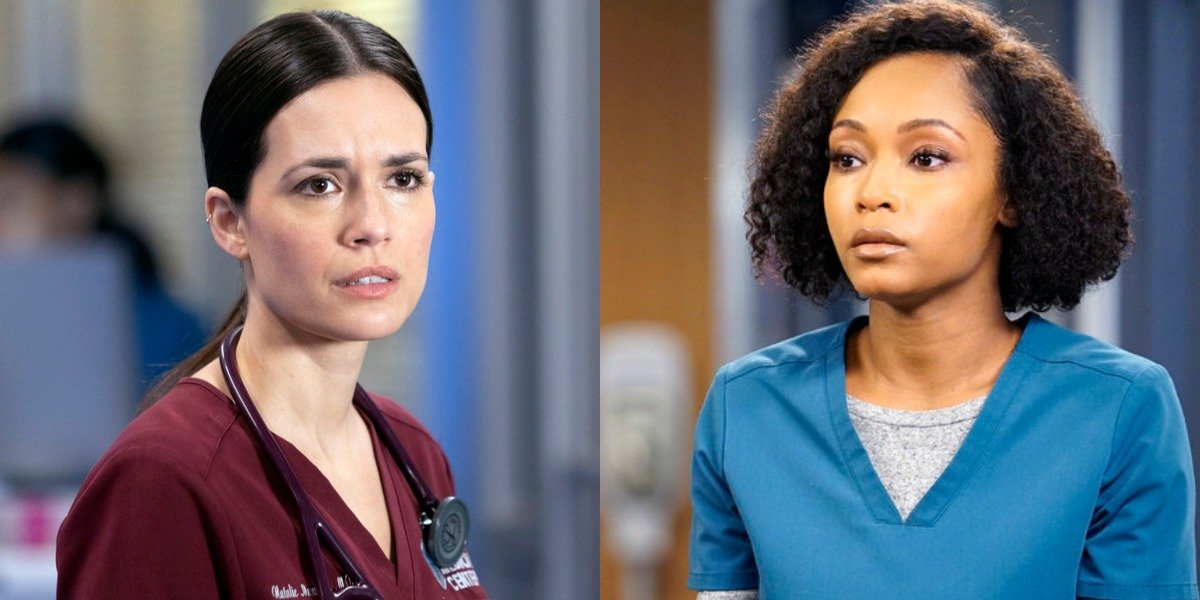 What Chicago Med Losing Natalie And April Means For Season 7 After The Latest Episode