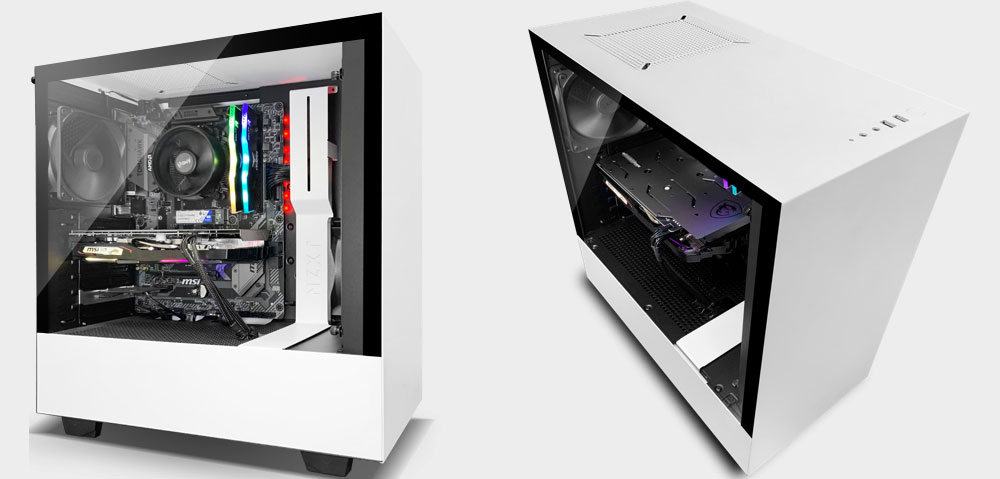 NZXT's new $899 prebuilt 'starter' PC is comparable in price to the DIY route | PC Gamer