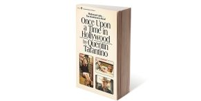 CinemaBlend Is Giving Away Signed Copies Of Quentin Tarantino's New Book Once Upon A Time In Hollywood