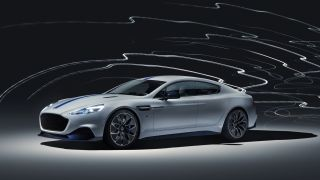 Introducing The First All Electric Aston Martin