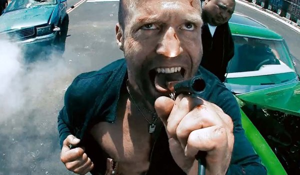 Crank 2 High Voltage Car Battery Charge Up