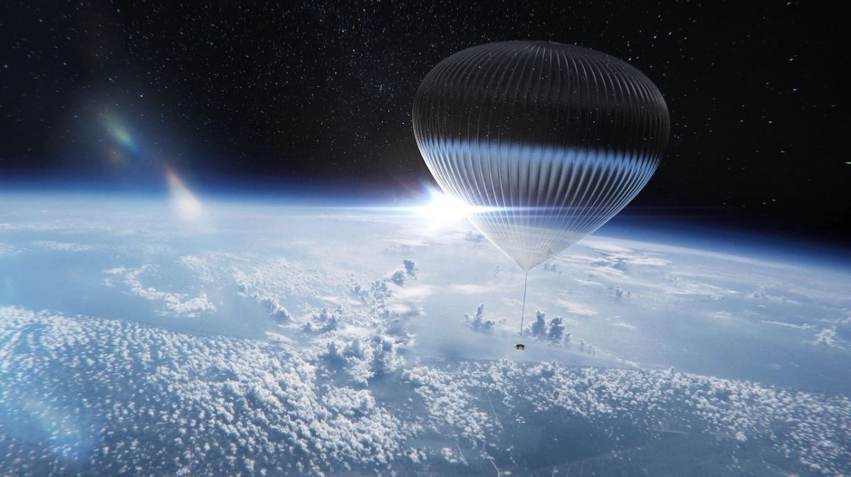 World View to start flying passengers on stratospheric balloon rides in 2024