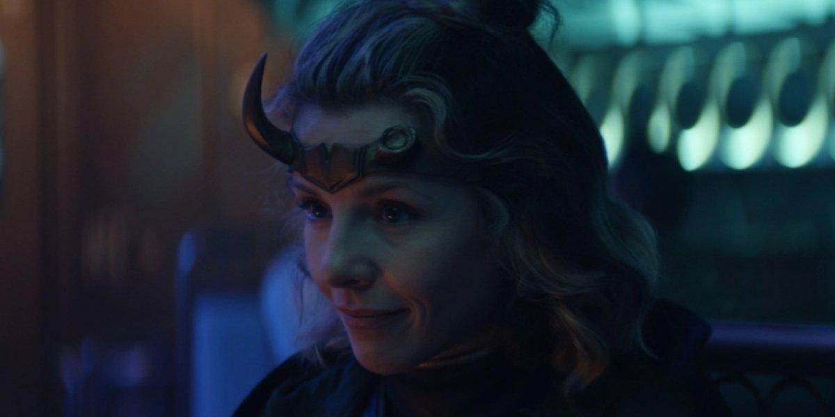 Sophia Di Martino as Sylvie on Loki